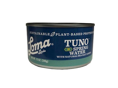 Tuno In Spring Water 12 oz Non-GMO/Gluten-Free