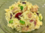 Vegetarian Orzo Salad