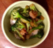 Asian-Style Broccoli Chik'n