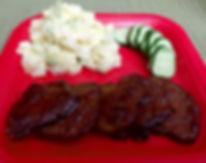 BBQ Vegetarian FriChik