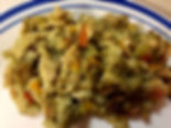 Saucy Ranch Casserole