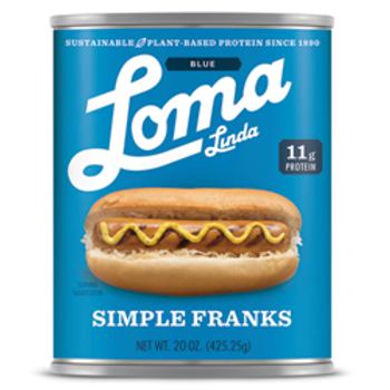 Simple Franks 20 oz Vegan