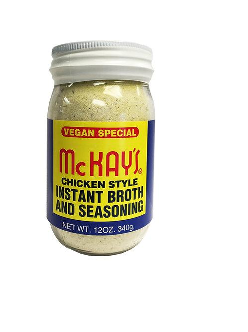 McKay's Chicken Style Vegan Seasoning 12 oz Jar