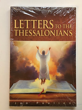 Letters to the Thessalonians by Jon Paulien