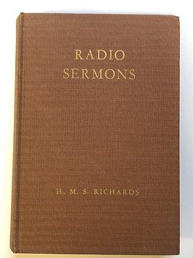 Radio Sermons by H.M.S. Richards