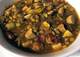 Lentil Vegetable Chili