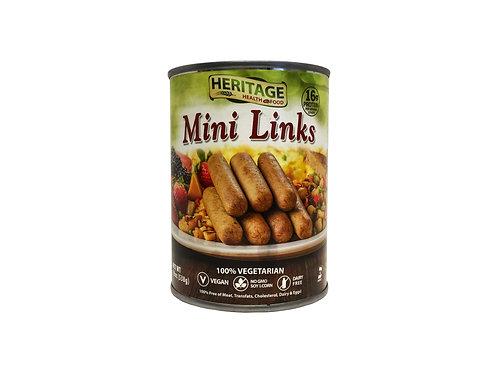 Mini Links Case 19 oz 6/case Vegan/Non-GMO