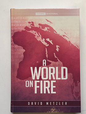 A World On Fire by David Metzler