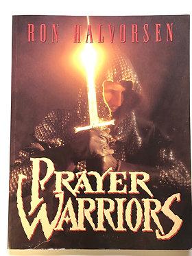 Prayer Warriors by Ron Halvorsen