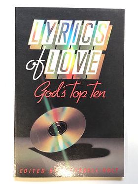 Lyrics of Love God's Top Ten by Various Authors