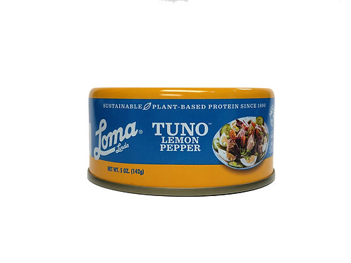 Tuno Lemon Pepper Case 5 oz 12/case