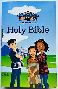 My Place With Jesus Holy Bible NKJV