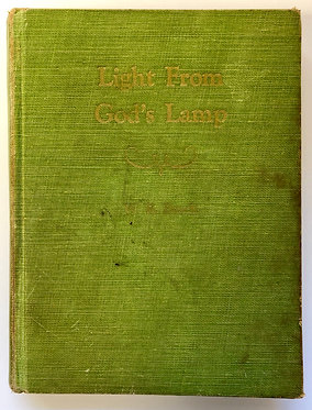 Light From God's Lamp by Walter Raymond Beach