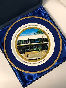 Southern Union Commemorative Plate 2014