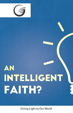 An Intelligent Faith