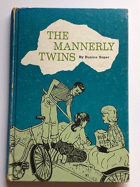The Mannerly Twins by Eunice Soper