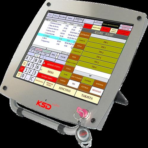 Sistema para Restaurante Touch Screen KSD Software base Incluido