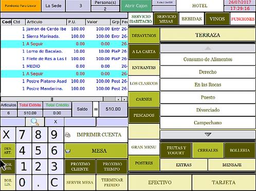 Software Ho.Re.Ca. KSD Completo, Licencia Vitalicia