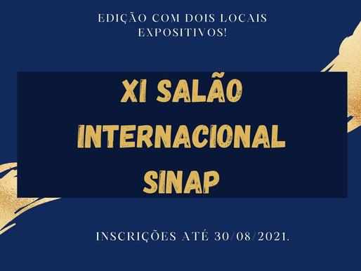 XI Salão Internacional SINAP 2021