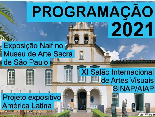 PROGRAMAÇÃO SINAP-ESP/AIAP 2021