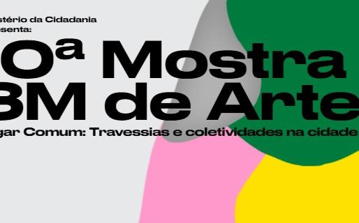 Inscrições abertas para 10ª Mostra 3M de Arte
