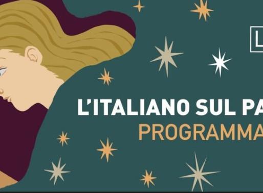 Cinema ao ar livre e feira do livro italiano integram os eventos do ICC em outubro