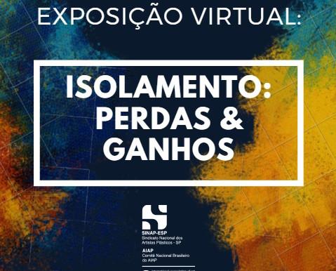 Participe da exposição virtual do SINAP-ESP!