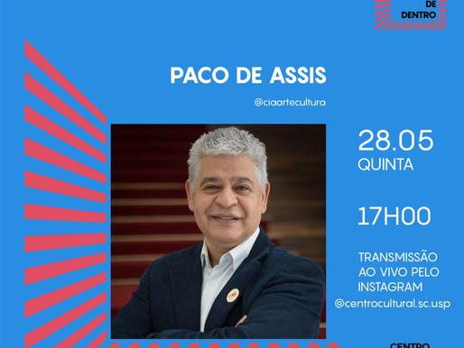 Live com presidente do SINAP-ESP/AIAP ao vivo