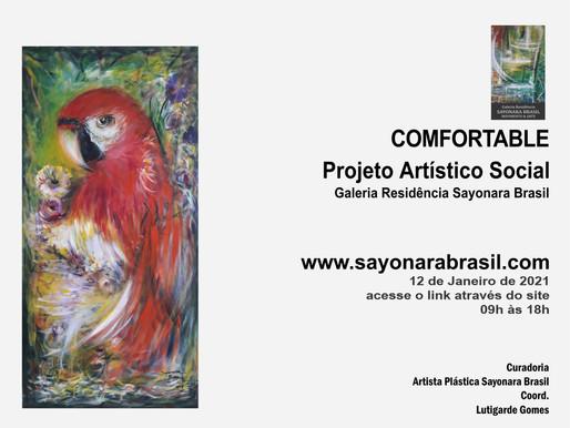 Sayonara Brasil divulga e convida à parcerias