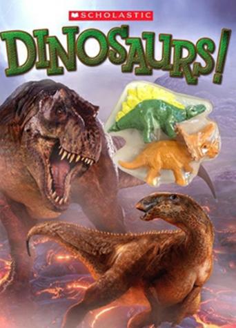 Children's dinosaur book