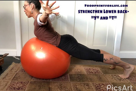 stretching and posture