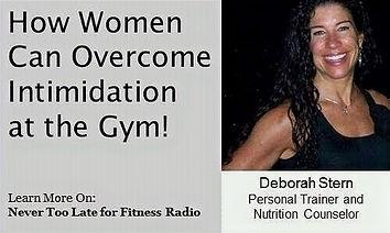 exercise for older women
