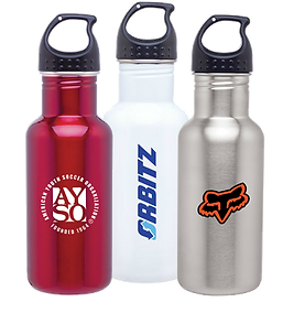 Promotional products, coozies, water bottles