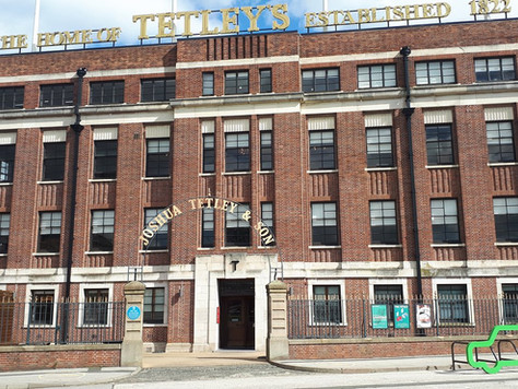 The Tetley and engaging with Black Lives Matter