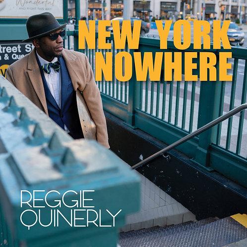 New York Nowhere CD