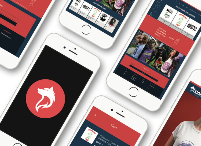 Branding Web App