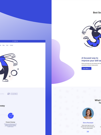 Lizehen - Web Design & Development