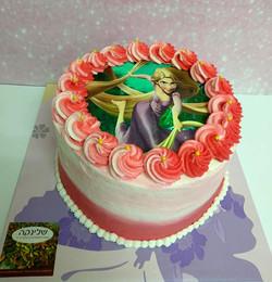 עוגת רפונזל