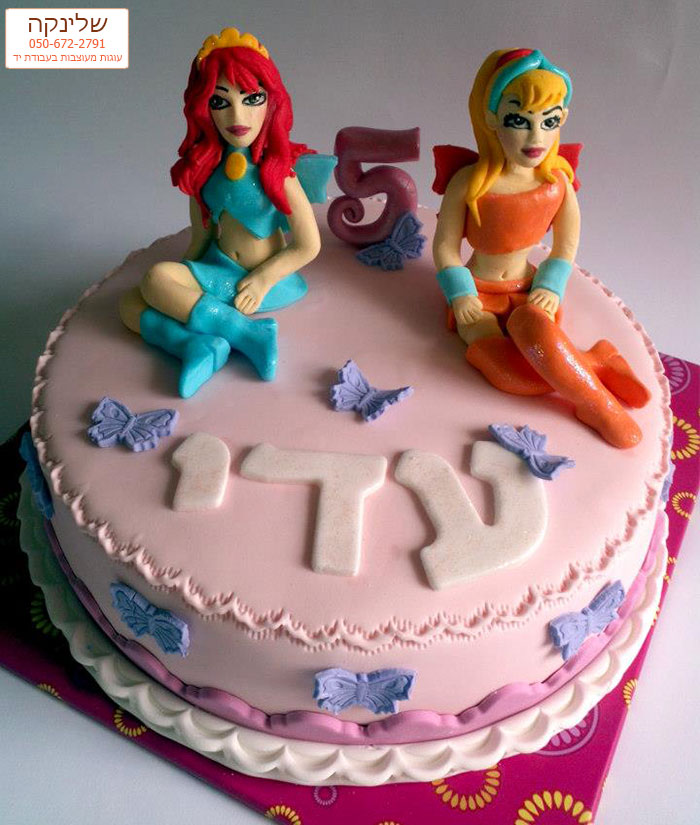 Winx-cake