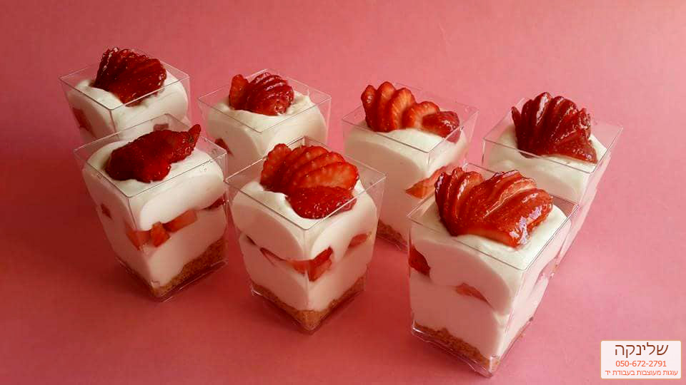 Strawberry-Mousse