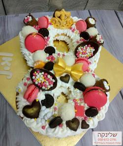 number-cake