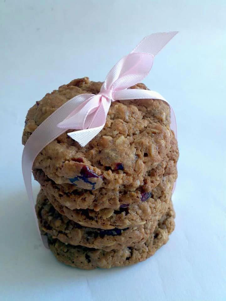 עוגיות-גרנולה