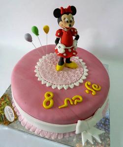 Minnie-Mouse-cake