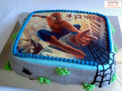 spiderman-cake