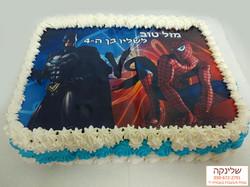batman-and-spiderman-cake