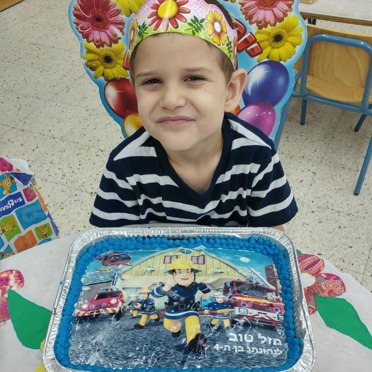 המלצות על עוגות יום הולדת