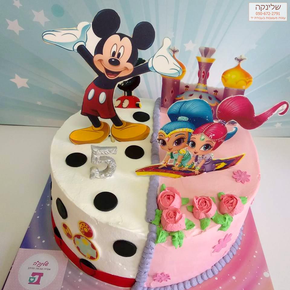 עוגות-מיקי-מאוס