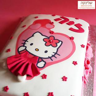 לעוד עוגות הלו קיטי לחצו כאן