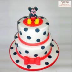 עוגת מיקי מאוס שלוש קומות