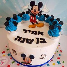 עוגות מיקי מאוס